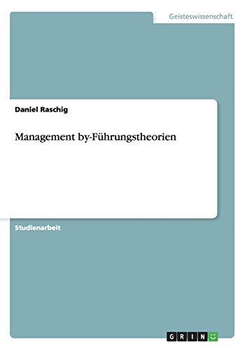 Management by-Führungstheorien
