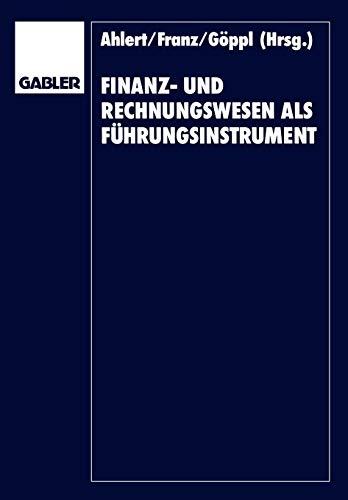 Finanz- und Rechnungswesen als Führungsinstrument: Herbert Vormbaum zum 65. Geburtstag