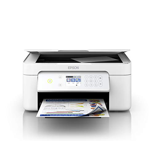 Epson Expression Home XP-4105 3-in-1-Tintenstrahl-Multifunktionsgerät, Drucker (Scanner,...