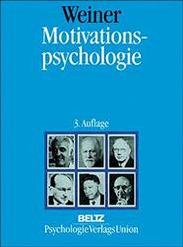 Motivationspsychologie