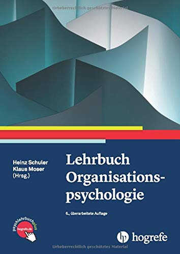 Lehrbuch Organisationspsychologie