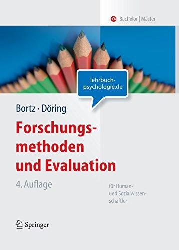 Forschungsmethoden und Evaluation für Human- und Sozialwissenschaftler: Limitierte...