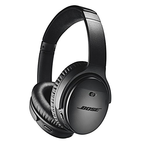 Bose QuietComfort 35 (Serie II) kabellose Kopfhörer, Noise Cancelling, mit...