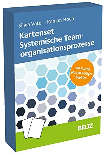 Kartenset Systemische Teamorganisationsprozesse: 100 Karten plus 56-seitiges Booklet und...