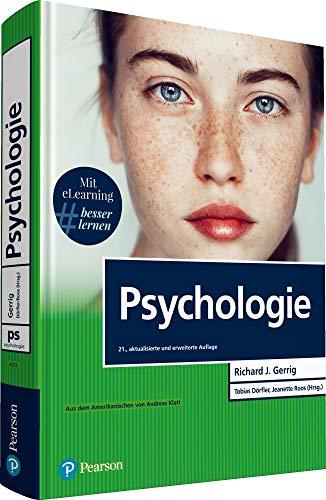 Psychologie mit E-Learning 'MyLab | Psychologie' (Pearson Studium - Psychologie)