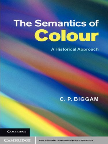The Semantics of Colour: A Historical Approach (Mei Structured Mathematics) (English...