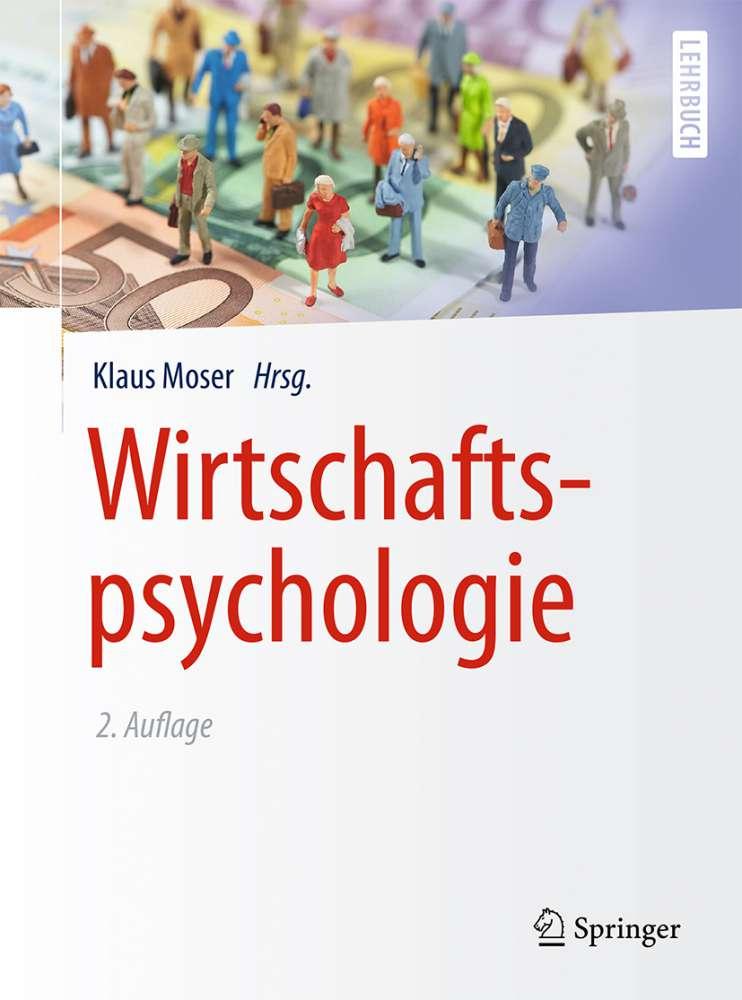 Buchcover_Wirtschaftspsychologie