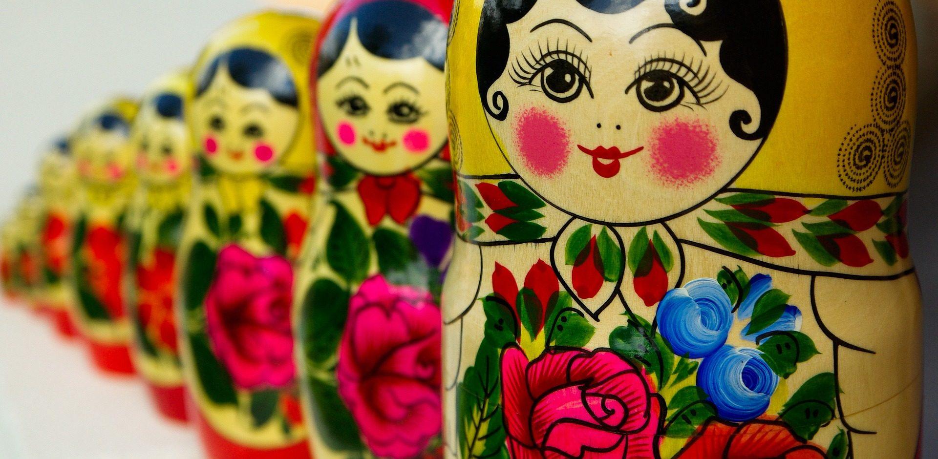 Motive sind verschachtelt wie russische Puppen – hinter einem Motiv steht oft ein anderes Motiv
